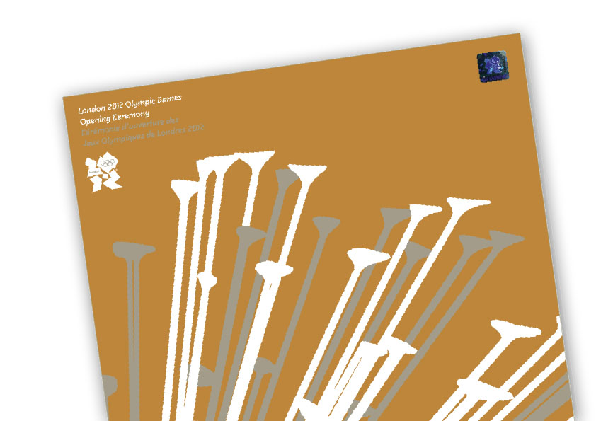 Olympic Games 2012 brochures 4