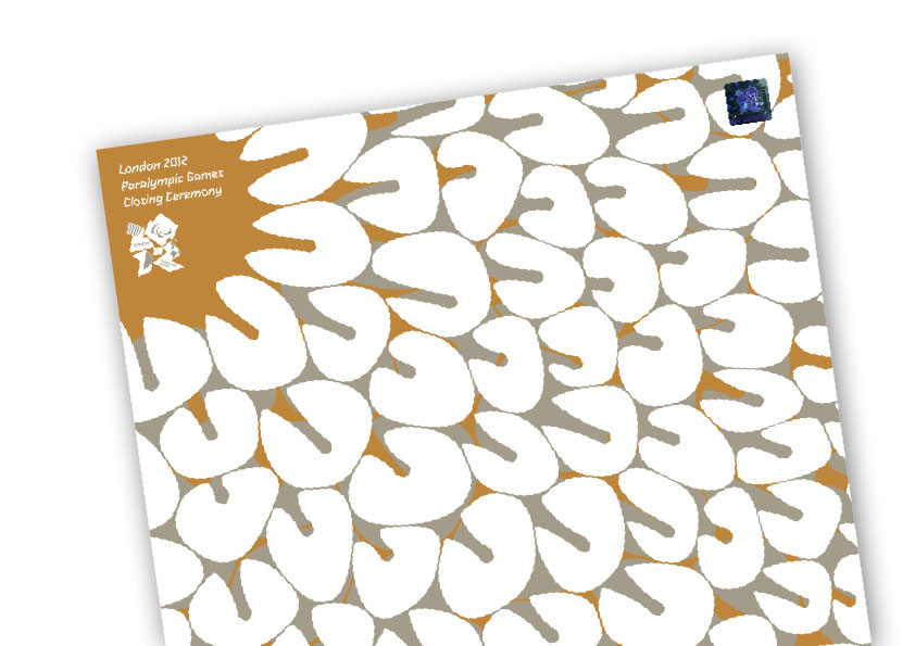 Olympic Games 2012 brochures 2