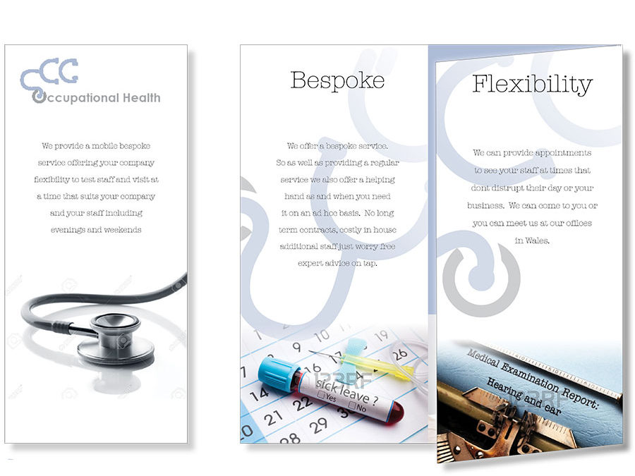 Occupational Health leaflet