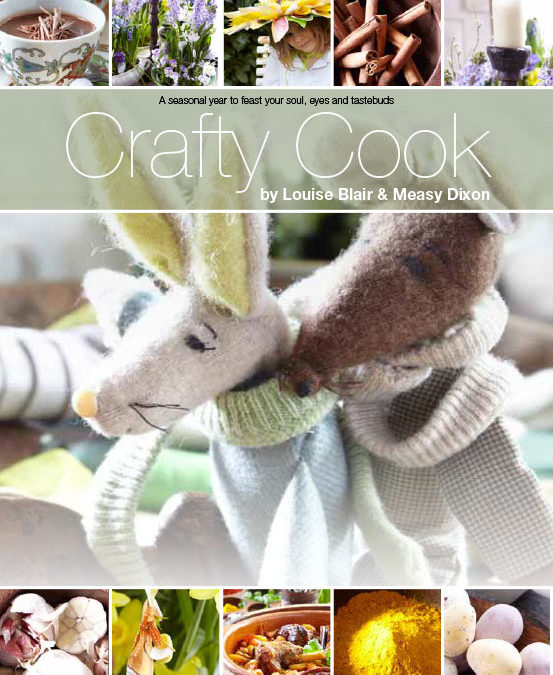 Book Design for Crafty Cooks
