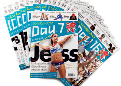 Olympic Daily magazines